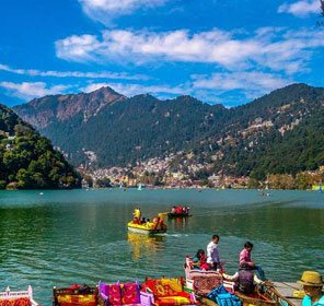 natural nainital A tour to Uttarakhand- nature's paradise