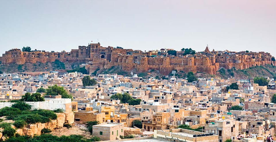 rajasthan tourism Inside the Jaisalmer Fort: The Sonar Quila