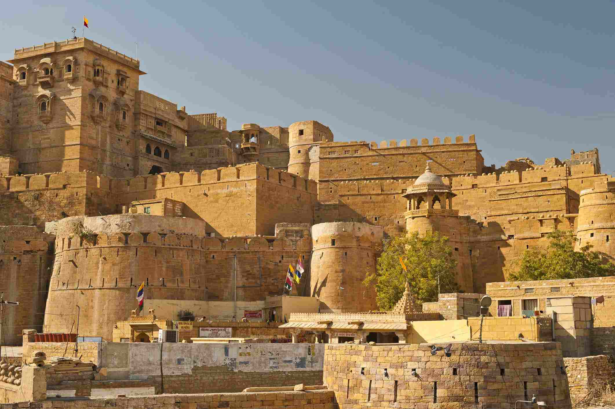 tripsavvy Inside the Jaisalmer Fort: The Sonar Quila