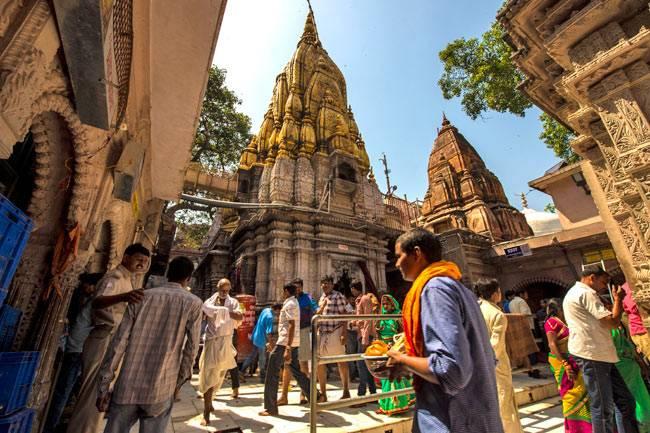 Kashi Viswanath temple Aaj Taak 48 hours in Varanasi: The Spiritual Capital of India