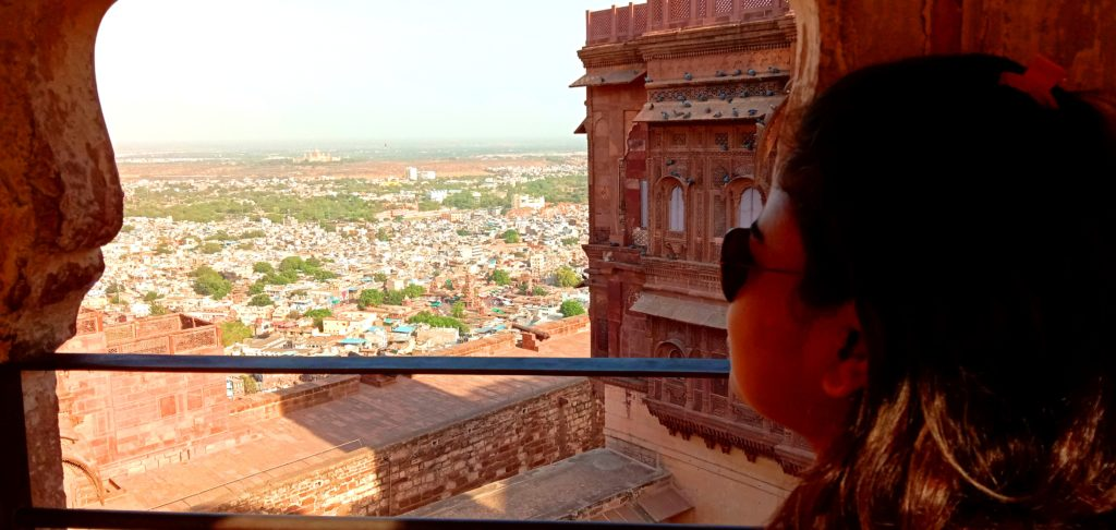 IMG 20190511 171828 A Royal Stride through the Magnificient Mehrangarh Fort