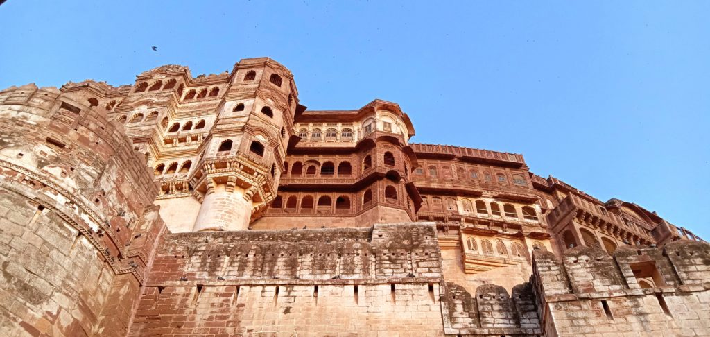 IMG 20190511 183621 A Royal Stride through the Magnificient Mehrangarh Fort