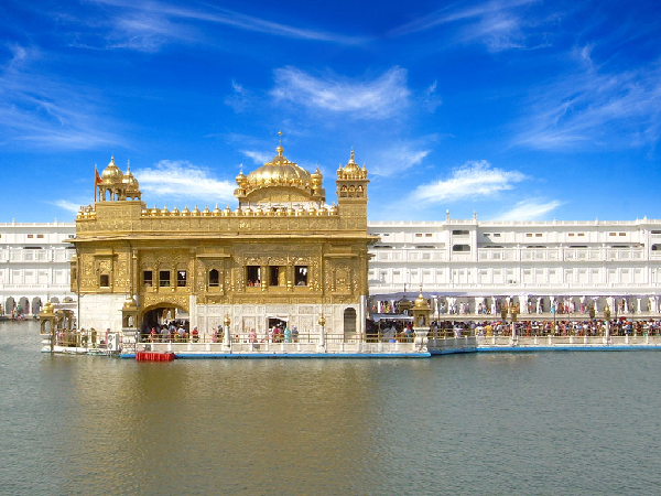 golden temple Amritsar- a heavenly destination