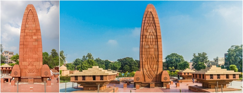 jallianwala bagh memorial Amritsar- a heavenly destination
