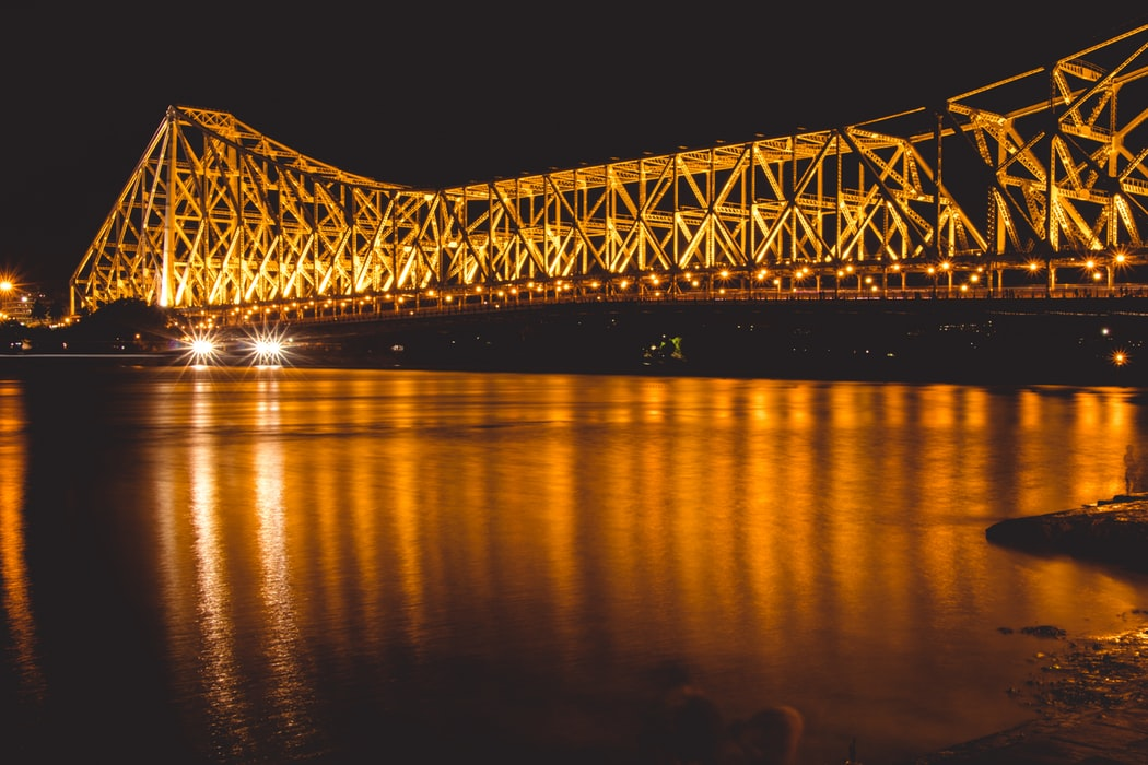 howrah bridge First-time visit in Kolkata? Don't miss these 9 places