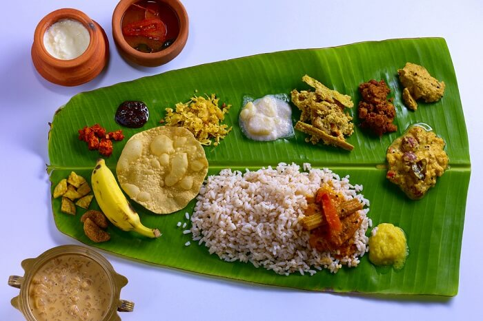Ela Sadya 13 Lip-Smacking Vegetarian Dishes Of Kerala To Give You A Visual Treat