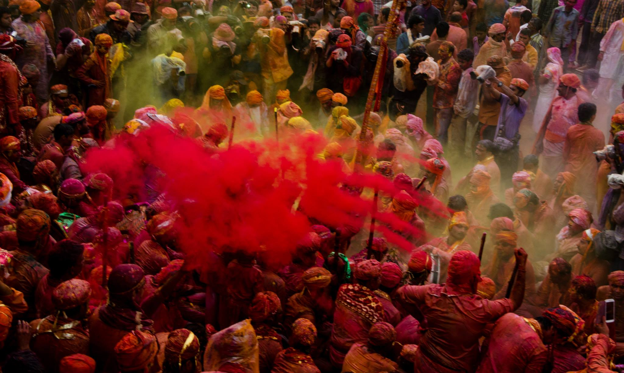 Top 5 Places To Enjoy Your Holi This Year 9