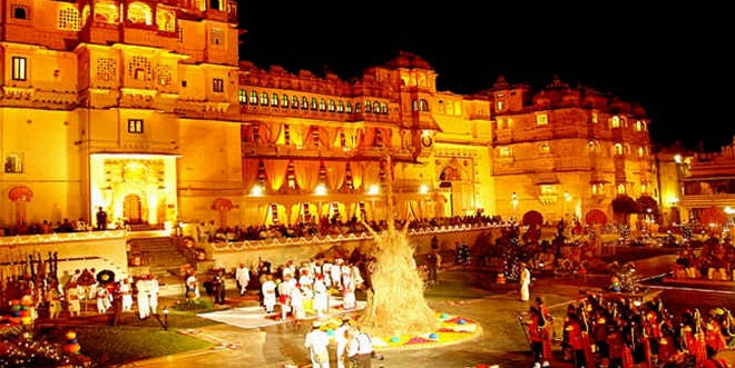 royal holi udaipur Top 5 Places To Enjoy Your Holi This Year
