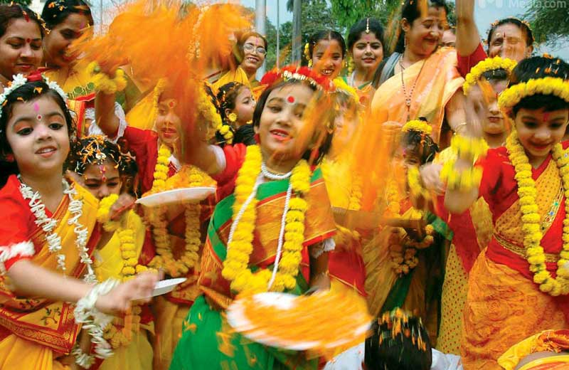 wedding affair Top 5 Places To Enjoy Your Holi This Year