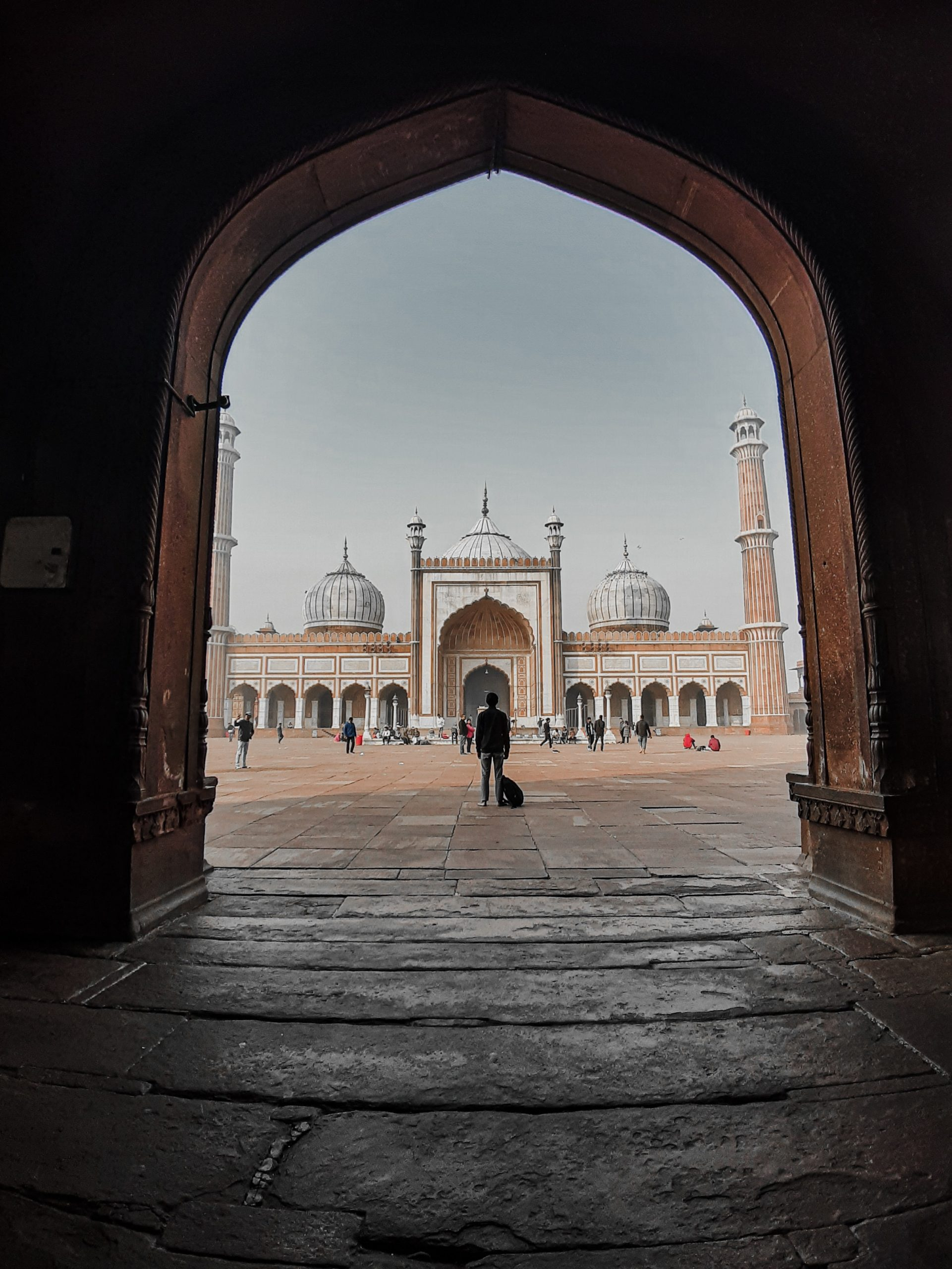 jama masjid scaled What To Do In Lockdown (II)? A Virtual Tour To 7 Spiritual Places In India